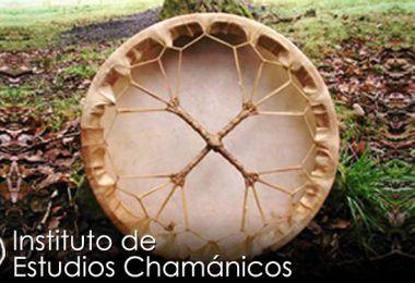 Elaboración del tambor chamánico