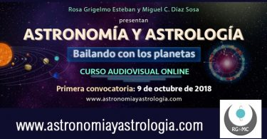 Curso online de Astronomía y Astrología