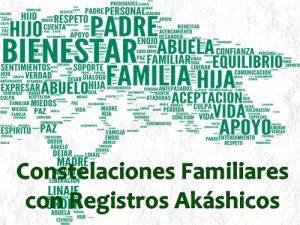 Constelaciones Familiares con Registros Akáshicos